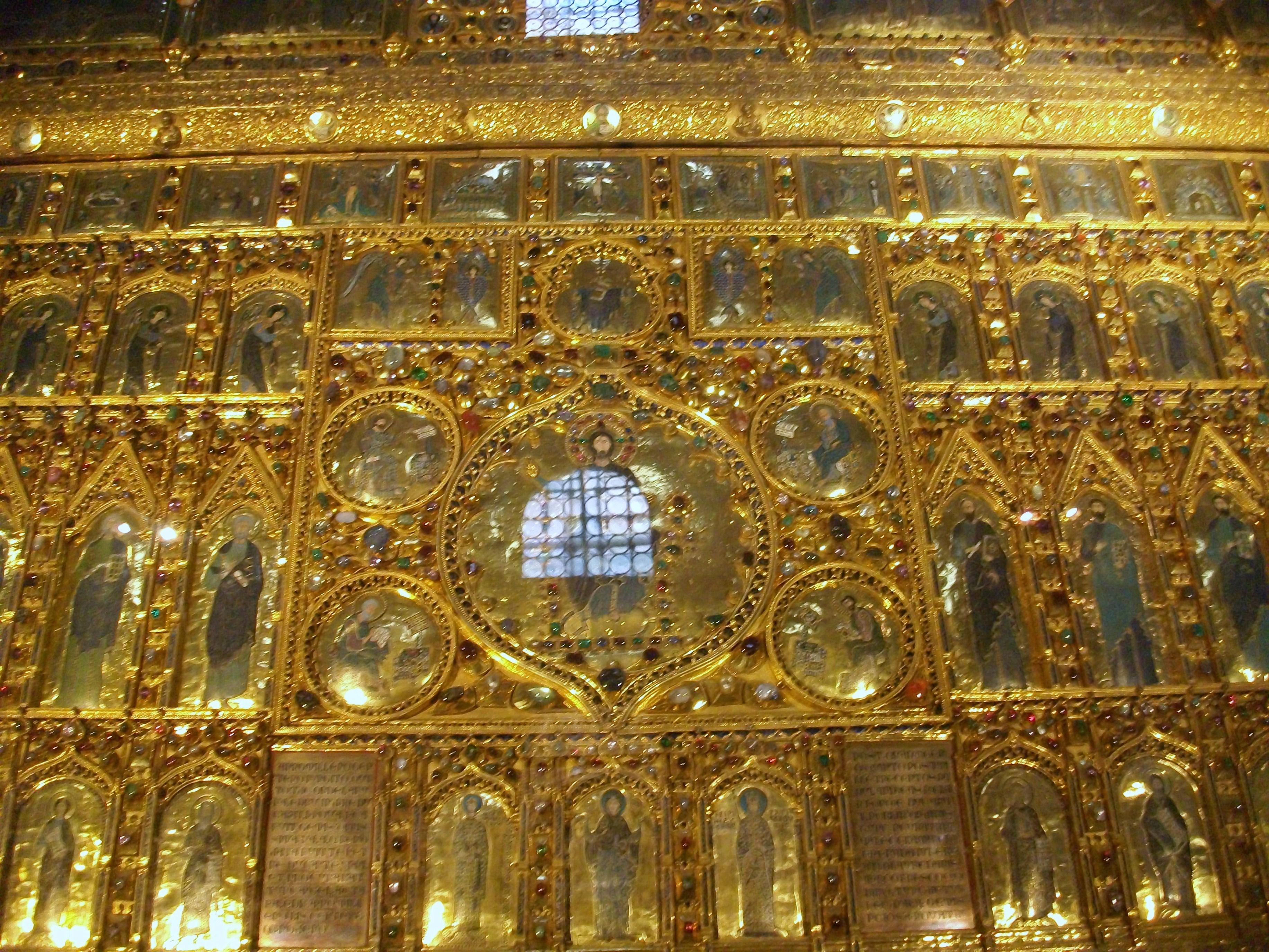 File pala d 39 oro de la bas lica de sant marc ven cia jpg for Pala de oro