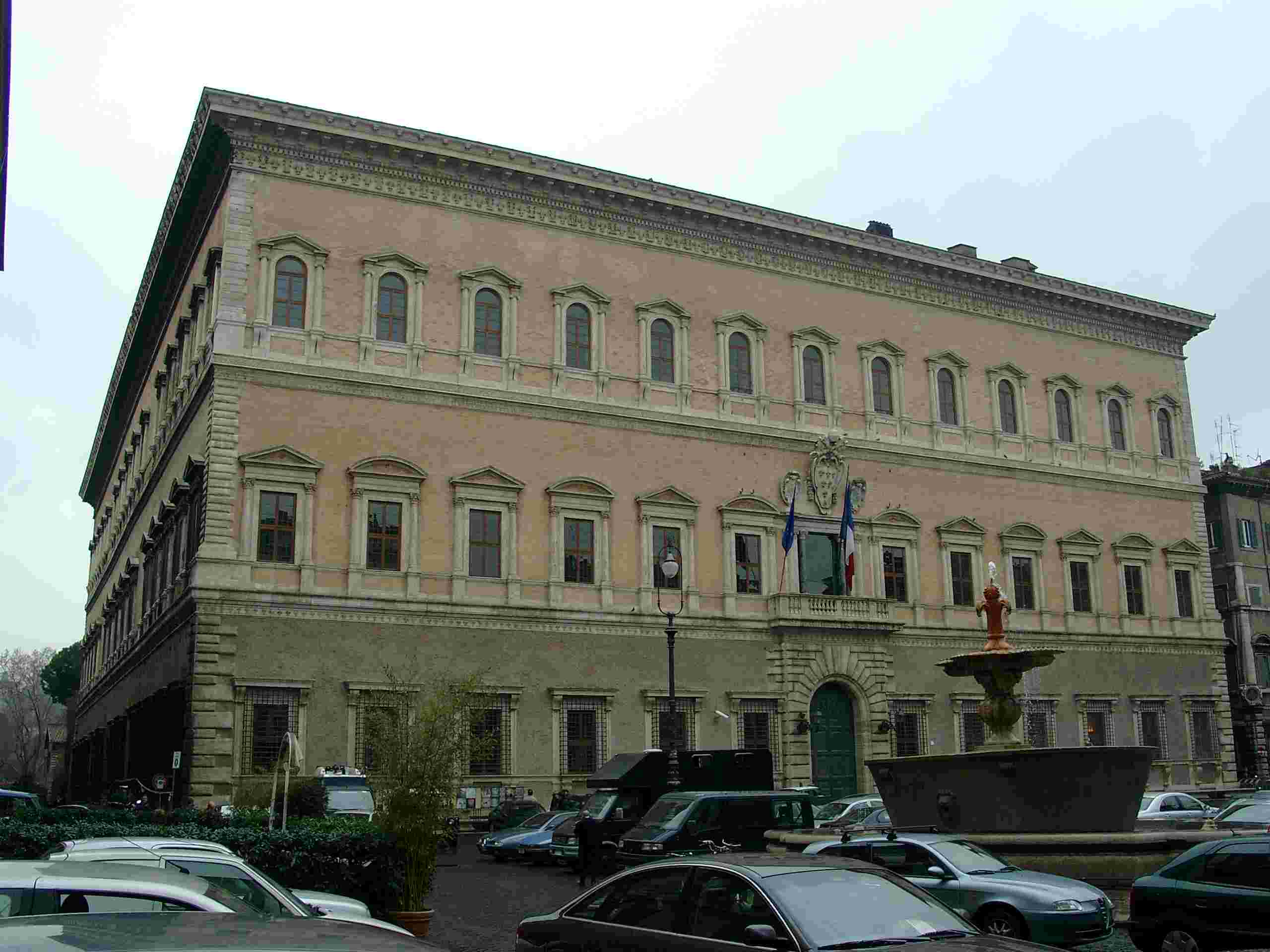 palazzo farnese - photo #12