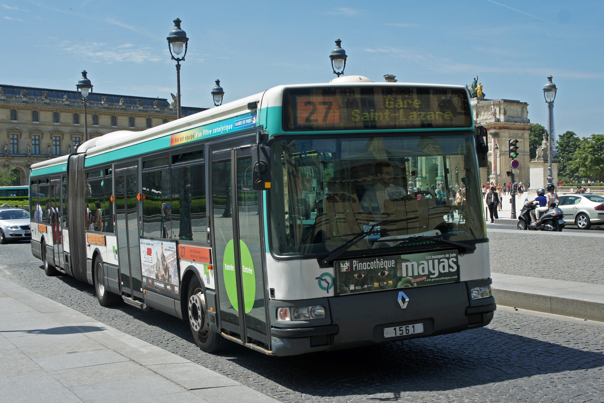 file paris 06 2012 articulated bus 2945 jpg wikimedia commons. Black Bedroom Furniture Sets. Home Design Ideas