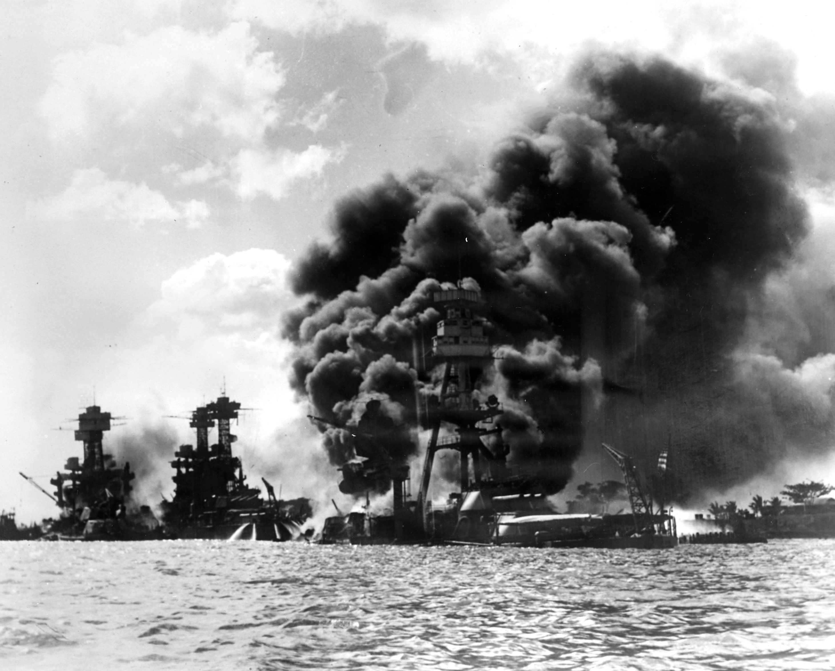 attack at pearl harbor The us response to the attack pearl harbor by: claudia martinez the effect on the united states 8 us navy battleships were damaged, with 4 being sunk.