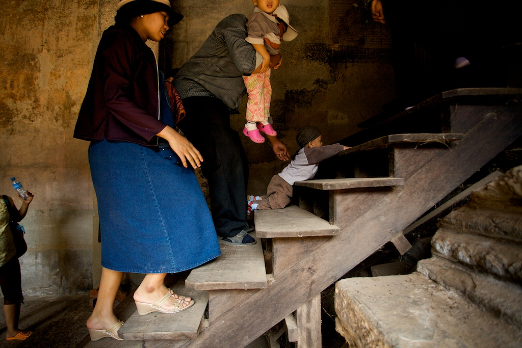 Image result for older adult climbing stairs