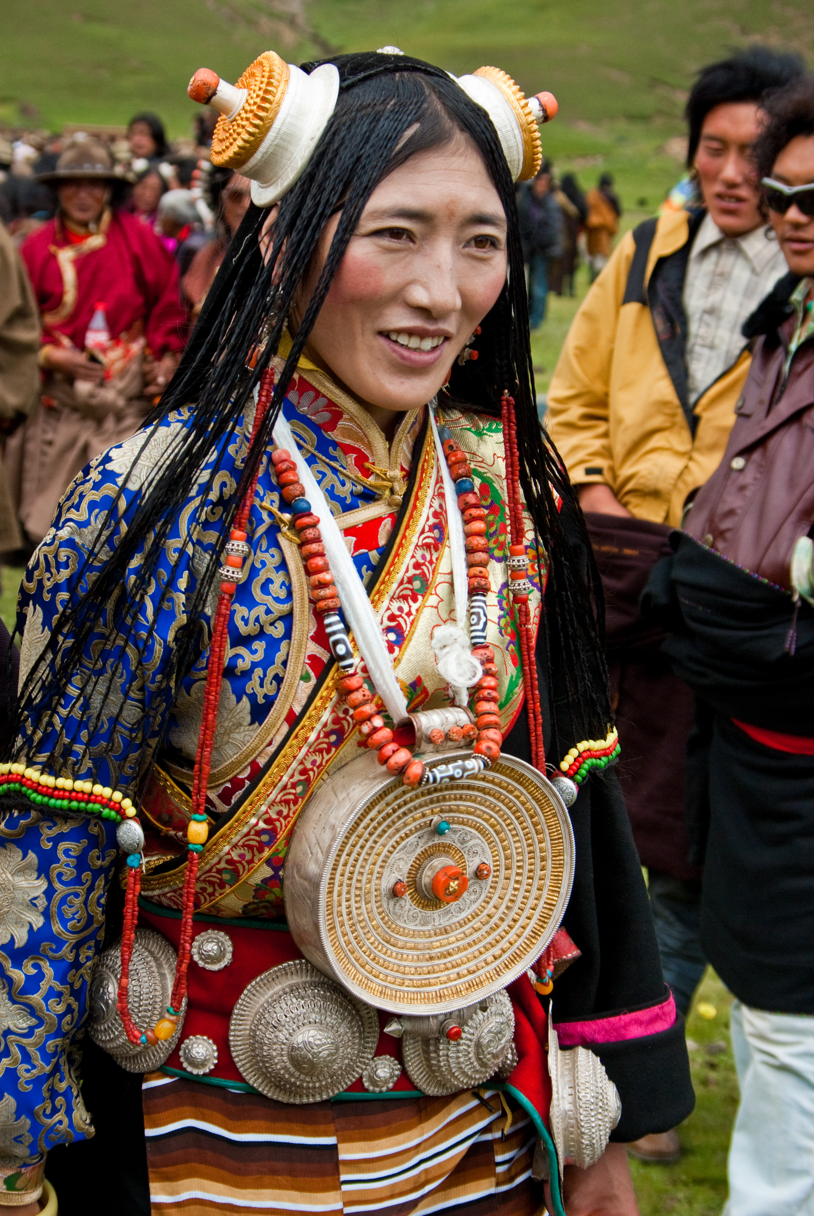 File:People of Tibet43...