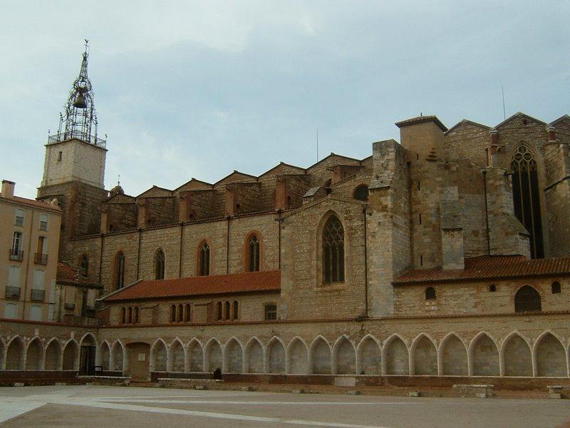 Catedral de San Juan Bautista de Perpiñán - Wikipedia, la ...