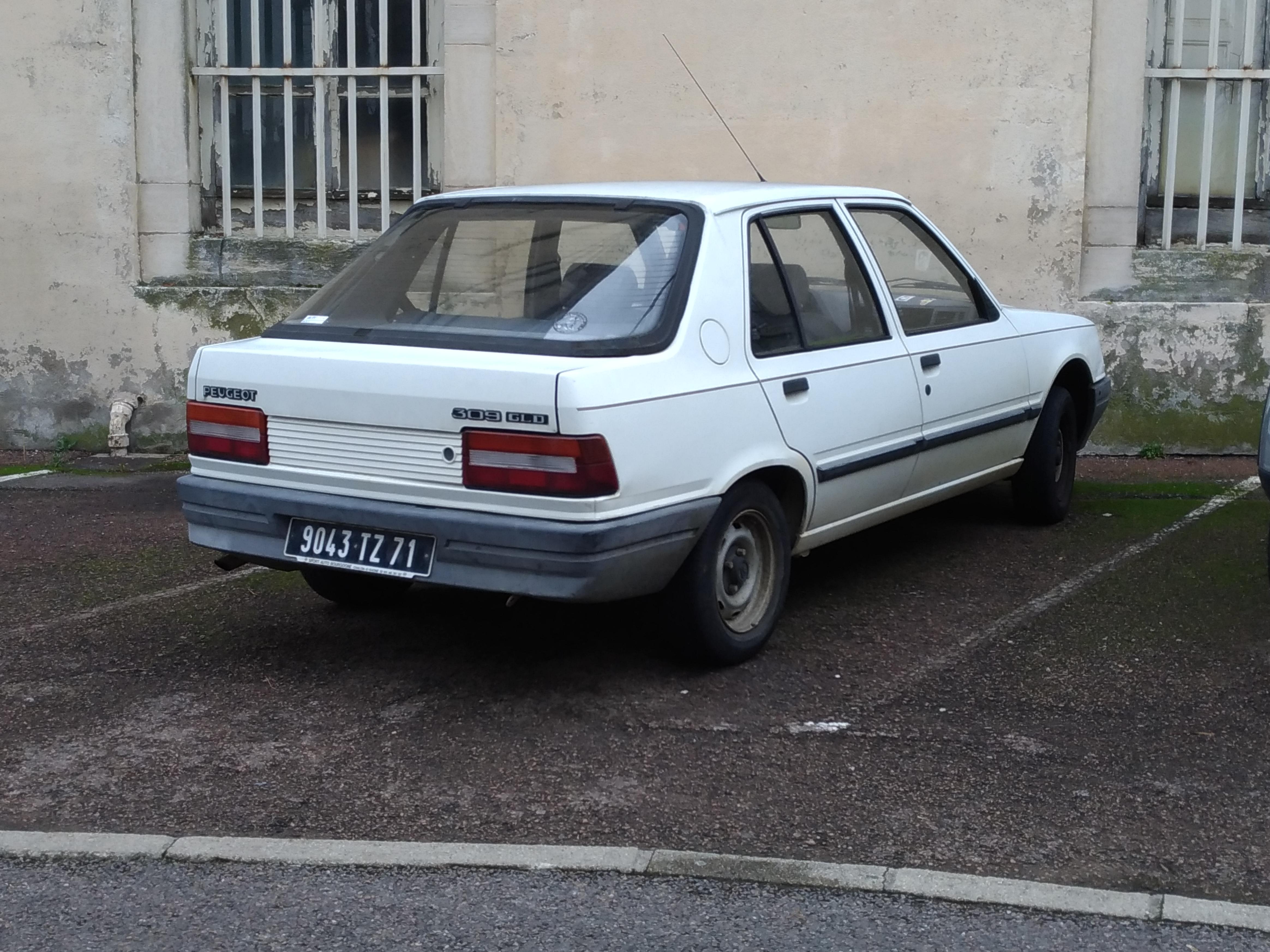 File Peugeot 309 38738667885 Jpg Wikimedia Commons