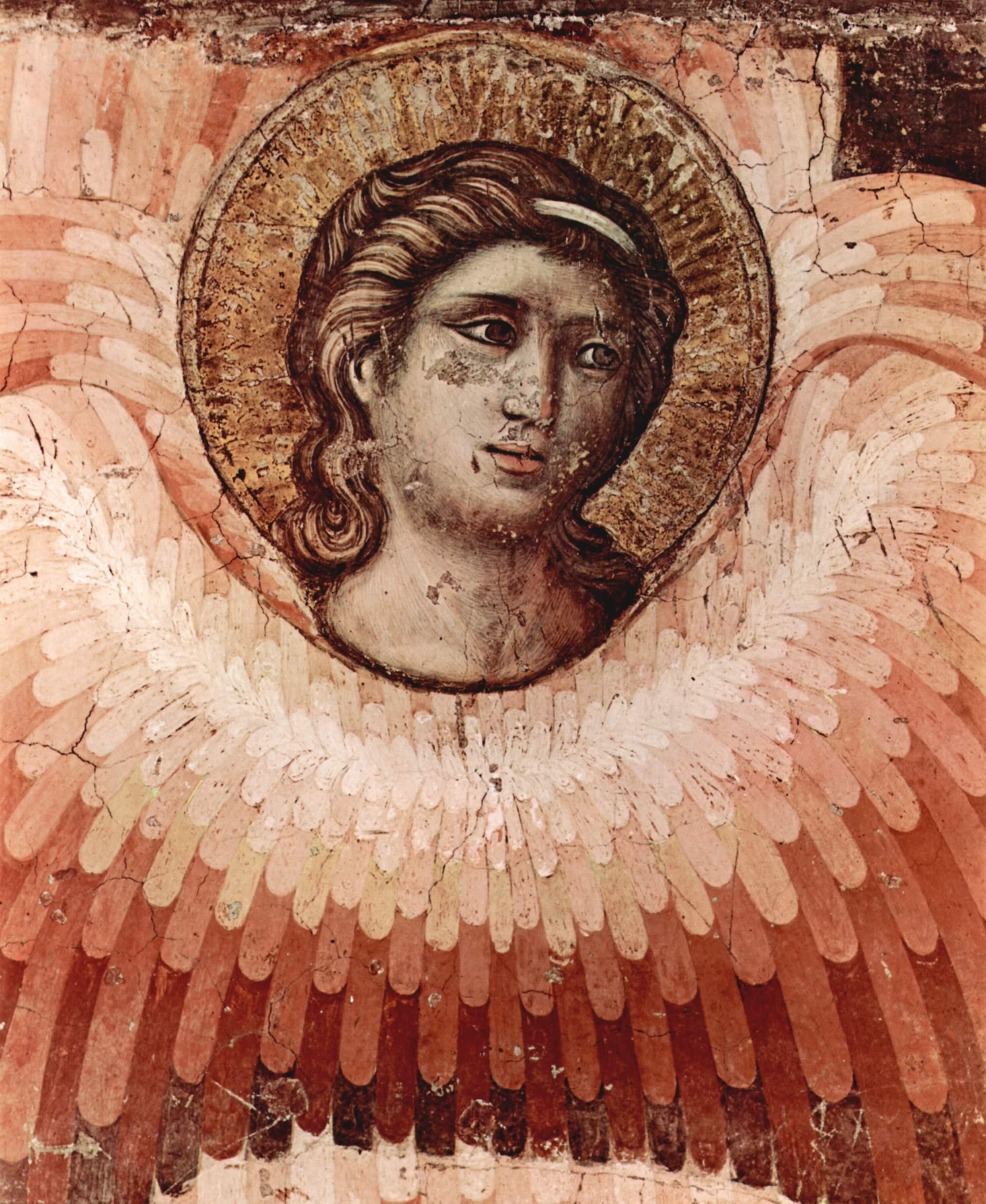 CAVALLINI, Pietro Last Judgement (detail) 1290s