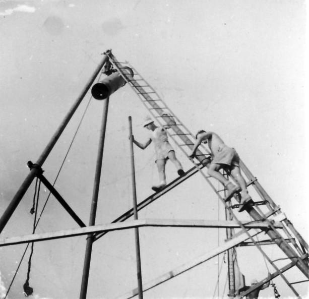 גן-שמואל-קודחים  באר מים 1951