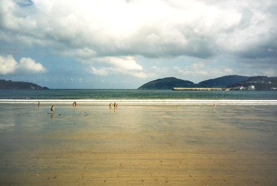 Resultado de imagen de playa de covas viveiro