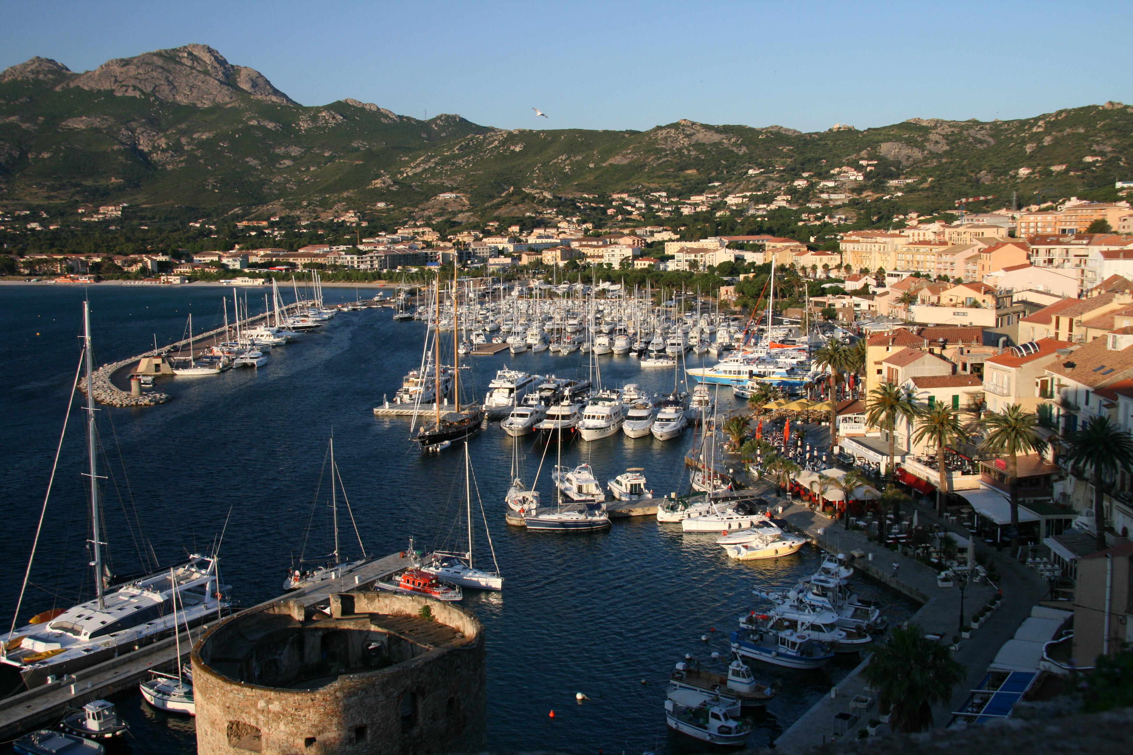 File Port Calvi Corsica France Jpg Wikimedia Commons