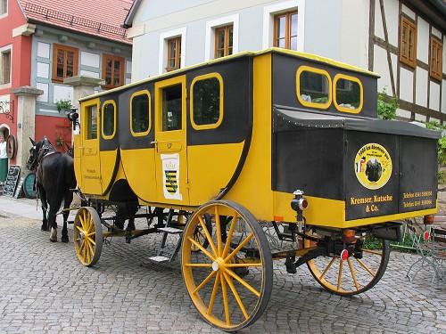 File:Postkutsche Saechsische Pferdepersonenpost Radebeul.jpg
