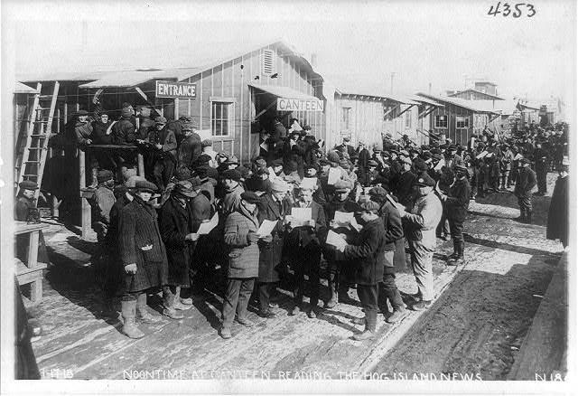 Depiction of Sociedad industrial