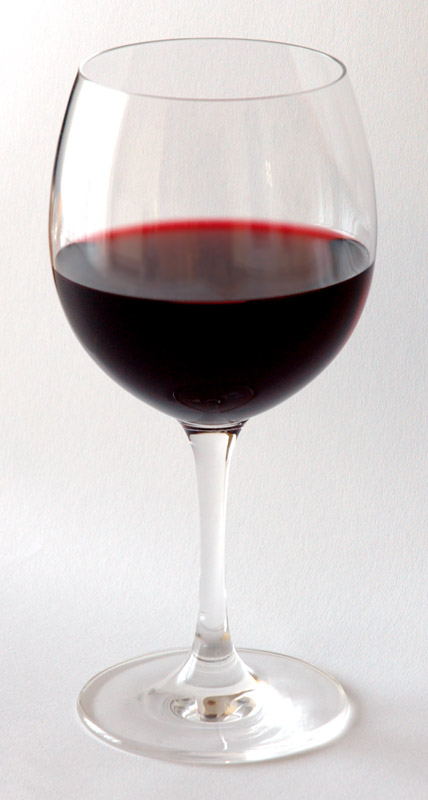 Depiction of Vino tinto