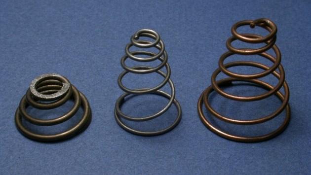 automotive coil springs