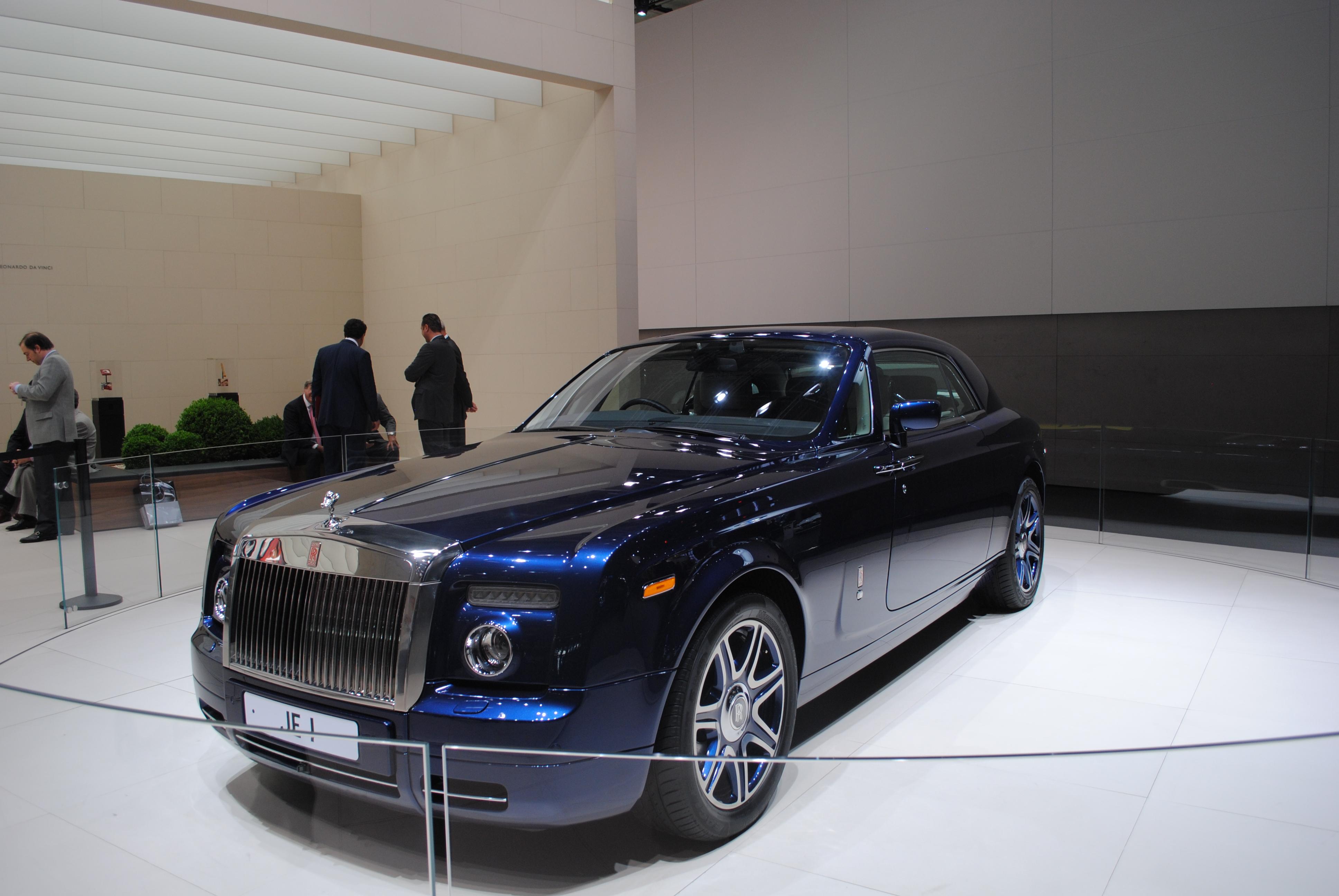 Descrição Rolls Royce Johnny Englishjpg