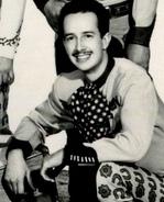 Rubén Fuentes Gassón violinista clásico y compositor mexicano.