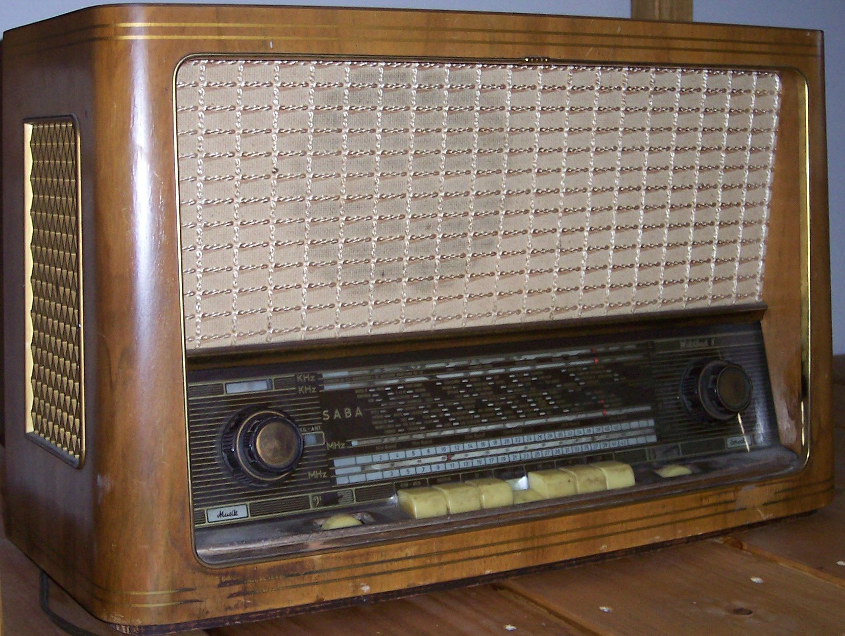 Radio 1950 Wikipedia 1950s Era Saba Radio