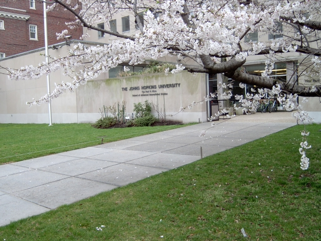Paul H. Nitze School of Advanced International Studies