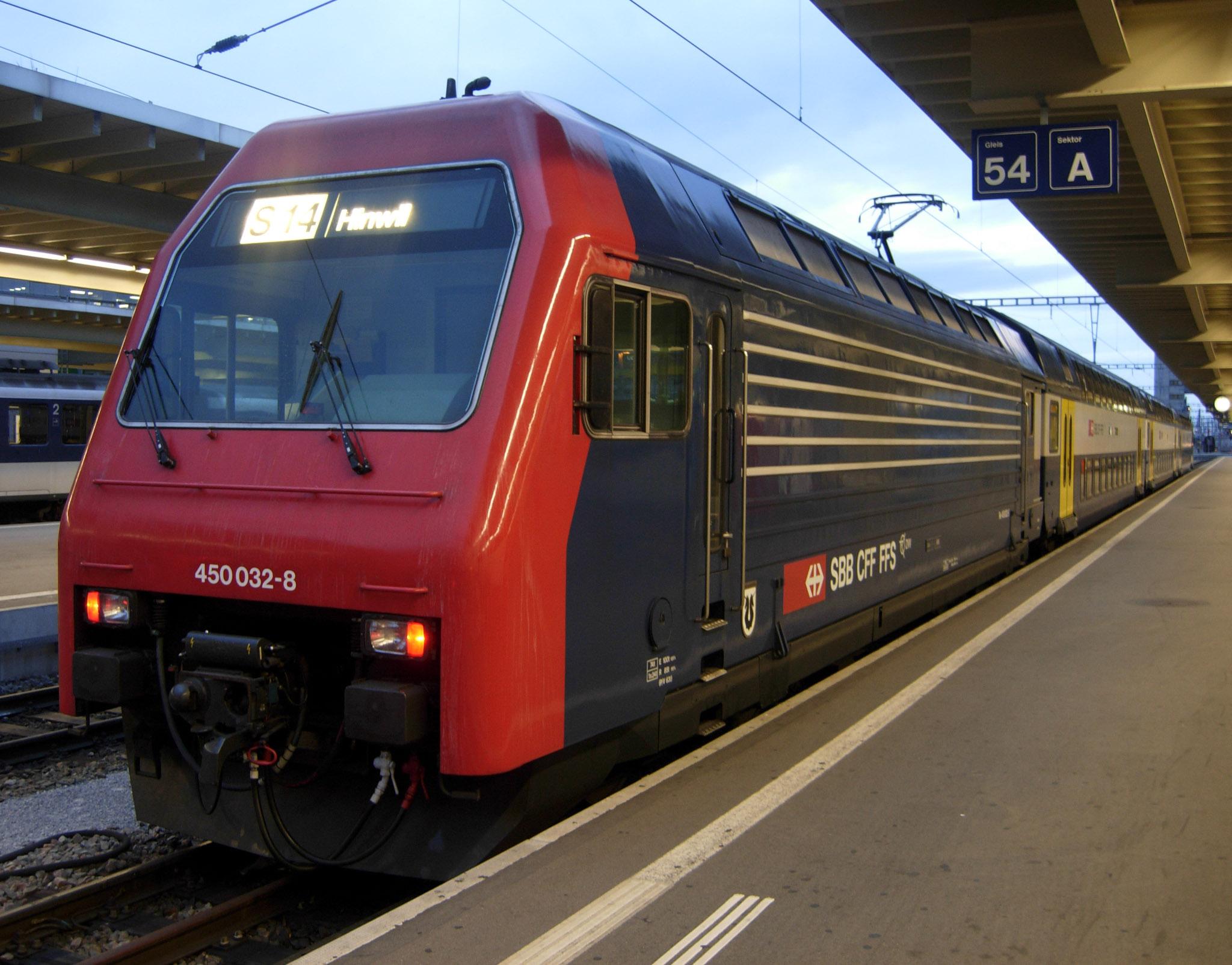 Re 450