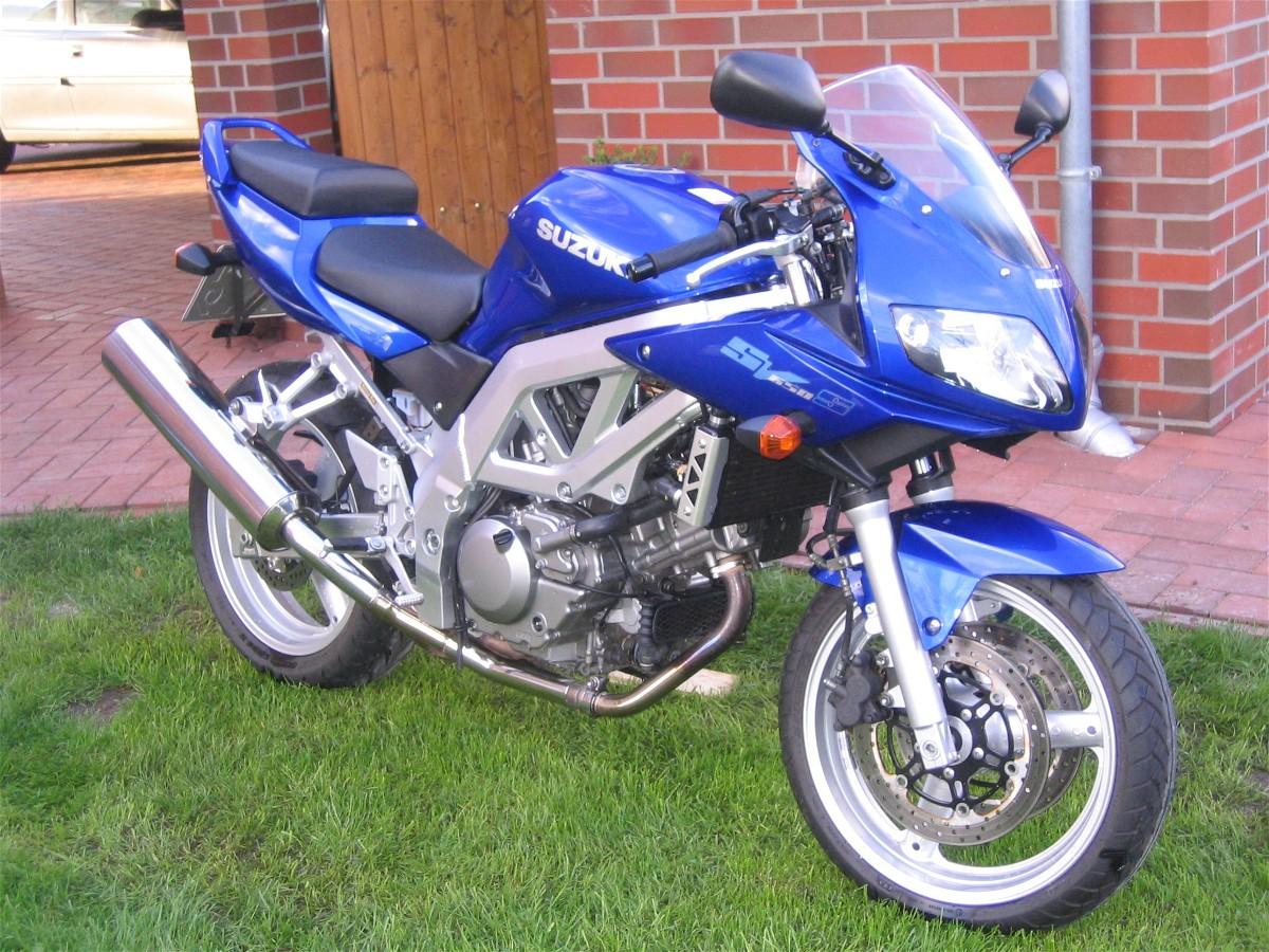 Moto del día: Suzuki SV 650 S Mk.II   espíritu RACER moto