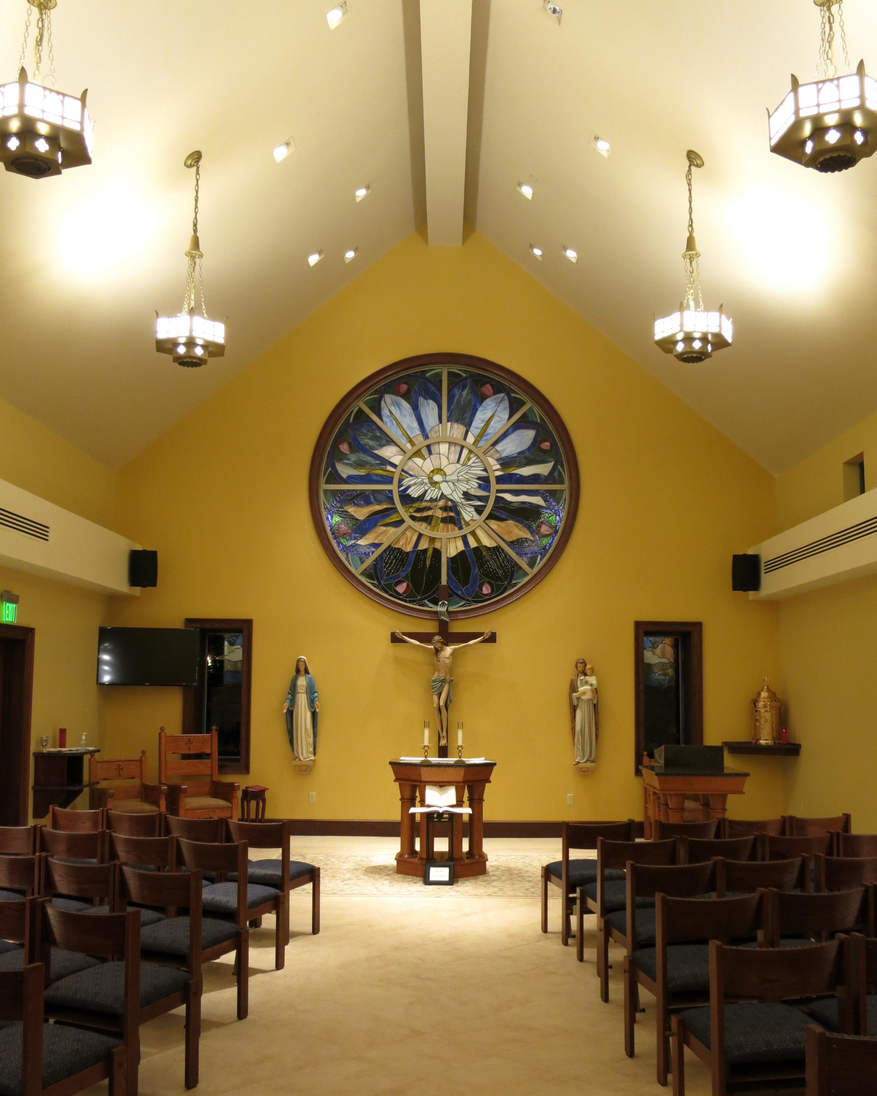 Filesaint John Neumann Catholic Church Sunbury Ohio Daily Mass Chapel