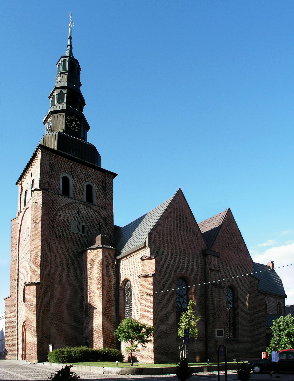 Bild av Sankta Maria kyrka