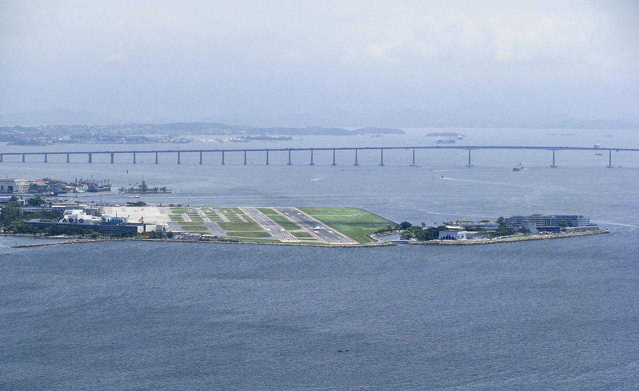 Aeroporto Santos Dumont : Google images