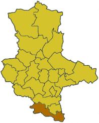 Burgenlandkreis (former district) District in Saxony-Anhalt, Germany