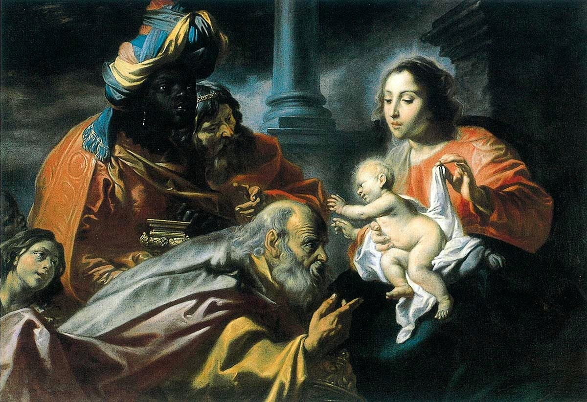 Schut Adoration of the Magi