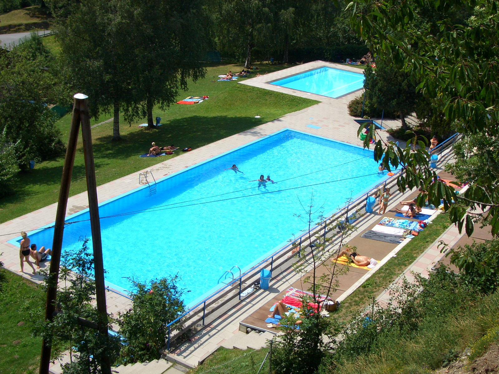 Hotel Mit Schwimmbad Wien