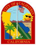 Calipatria, CA official seal