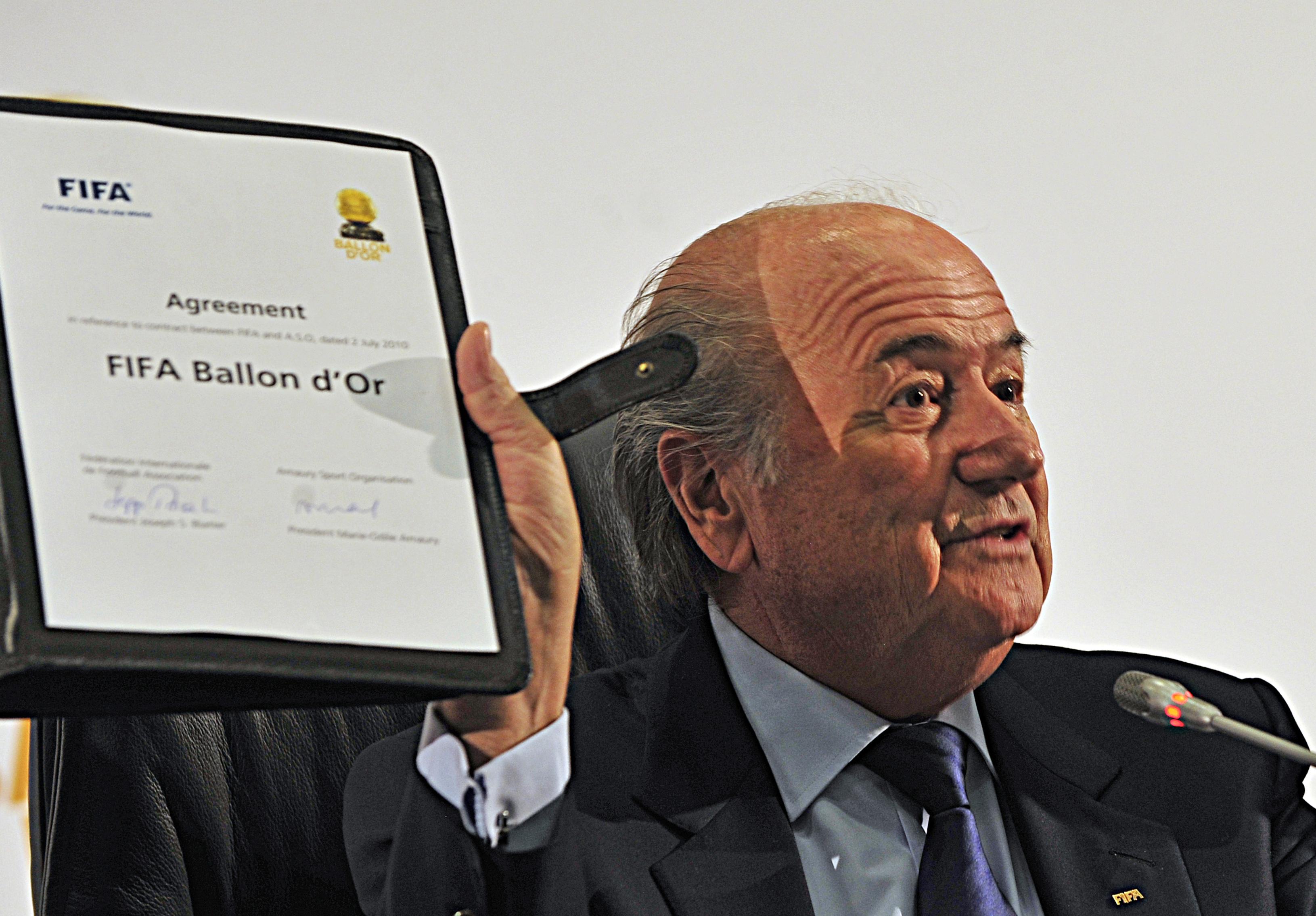 FIFAバロンドール - Wikipedia