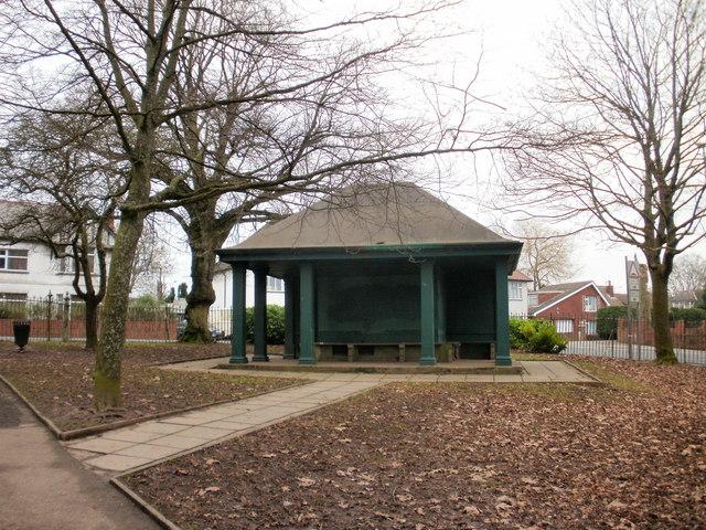 File shelter beechwood park newport geograph org uk 1703626 jpg