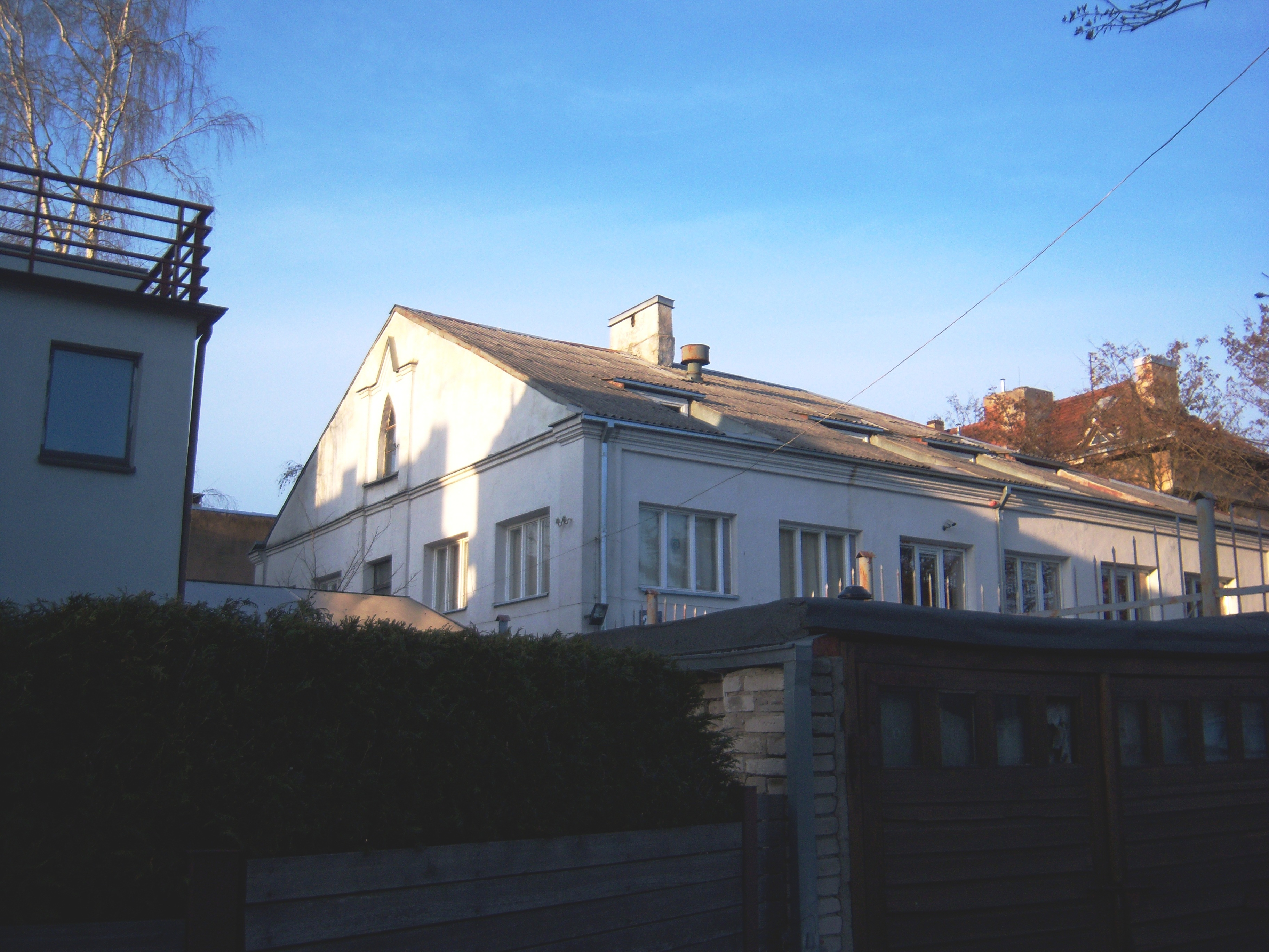 Kauno Gedimino g. sinagoga
