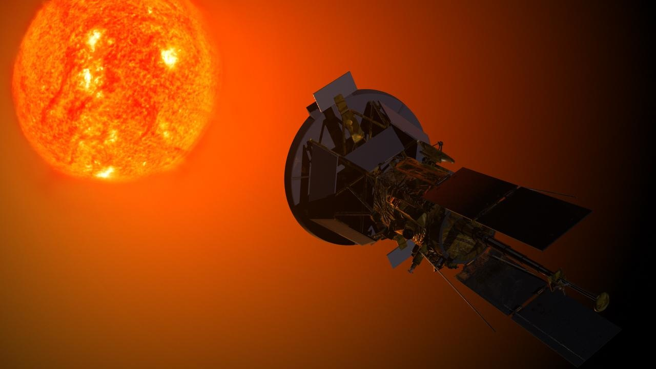 Image result for solar probe plus