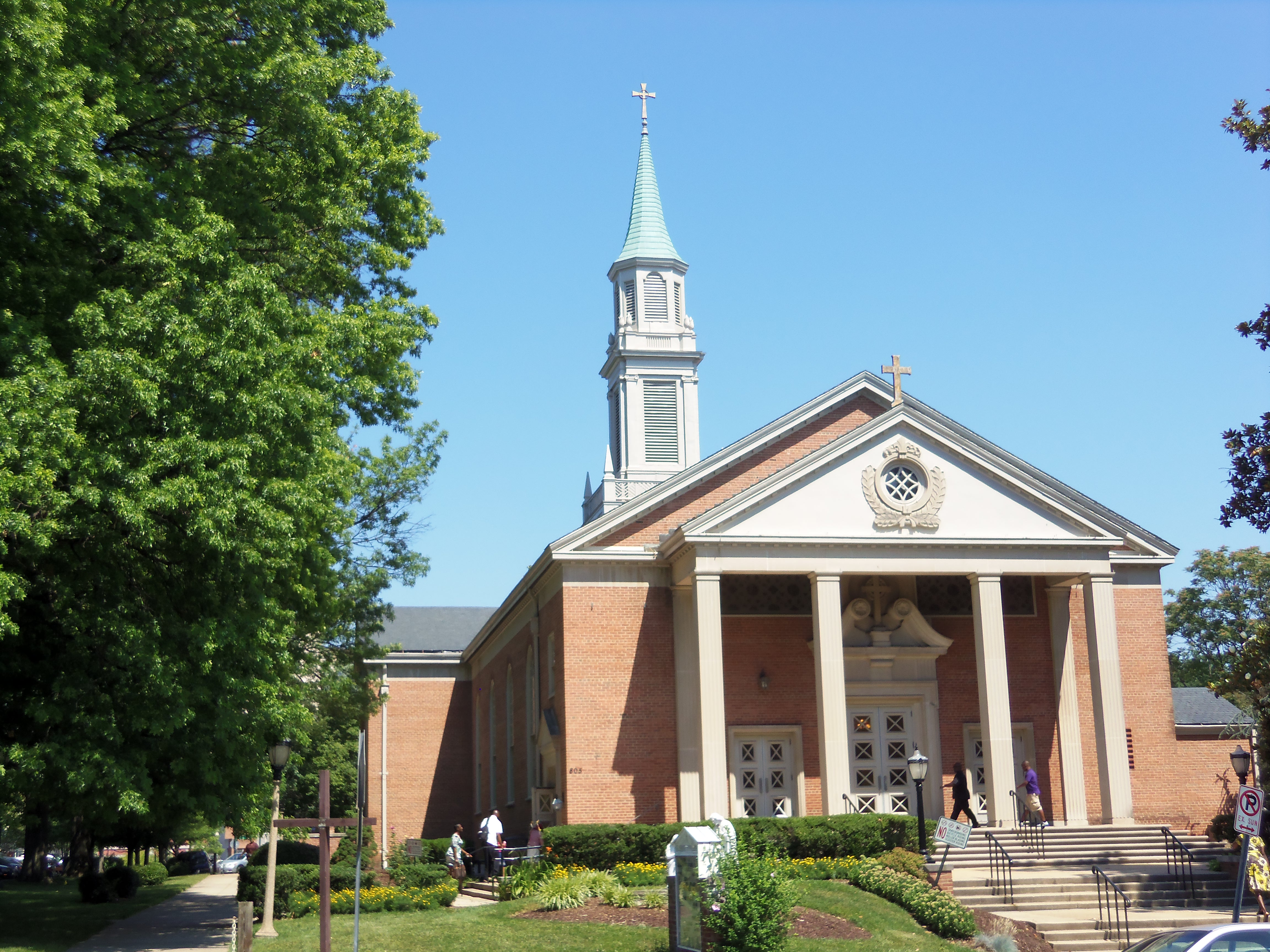 catholic dating maryland Discover top things to do in southern md:  plantation on the patuxent once welcomed george washington and offers a rare glimpse back in time with buildings dating back more than 300.