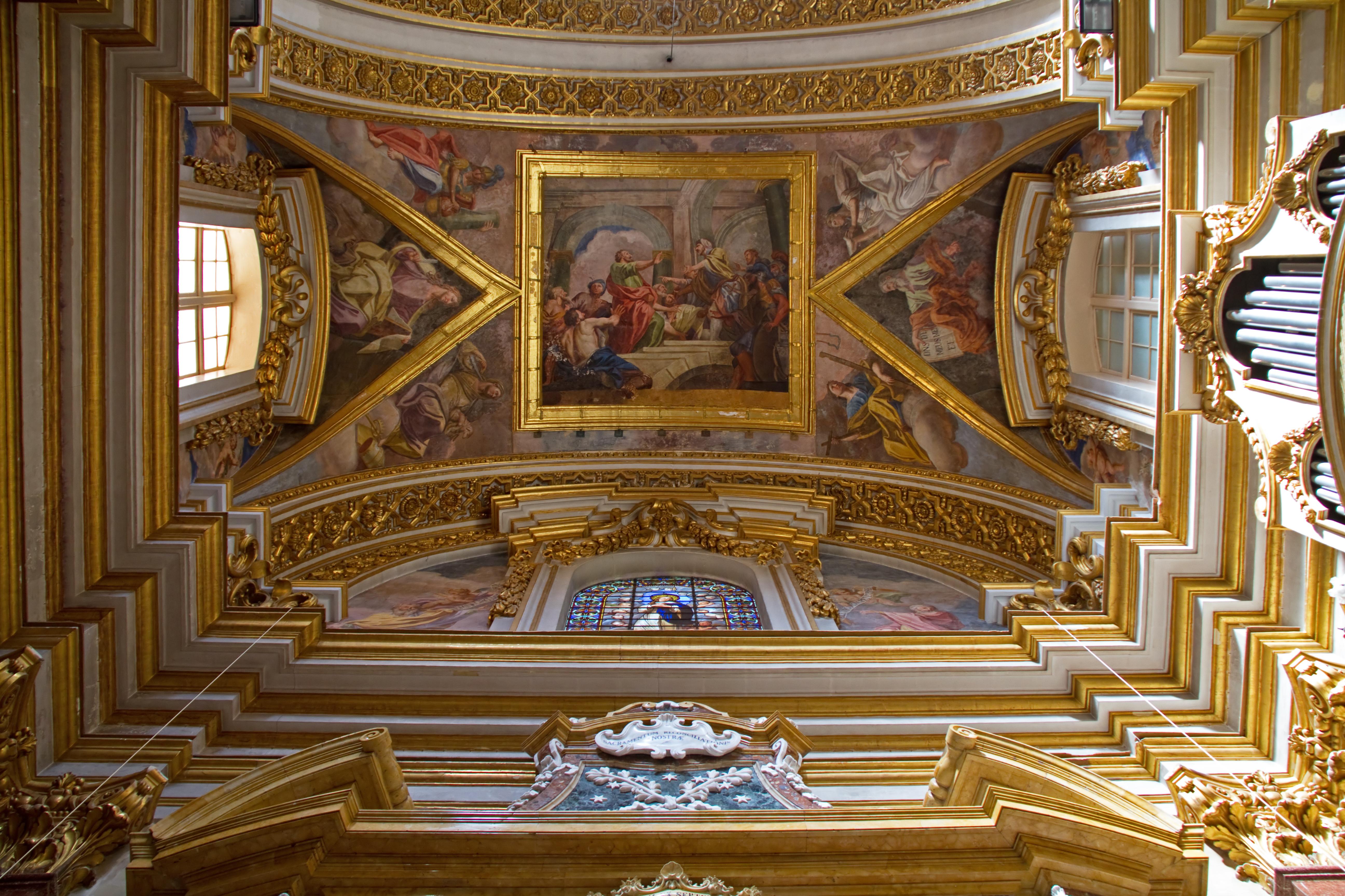 interior st pauls - photo #29