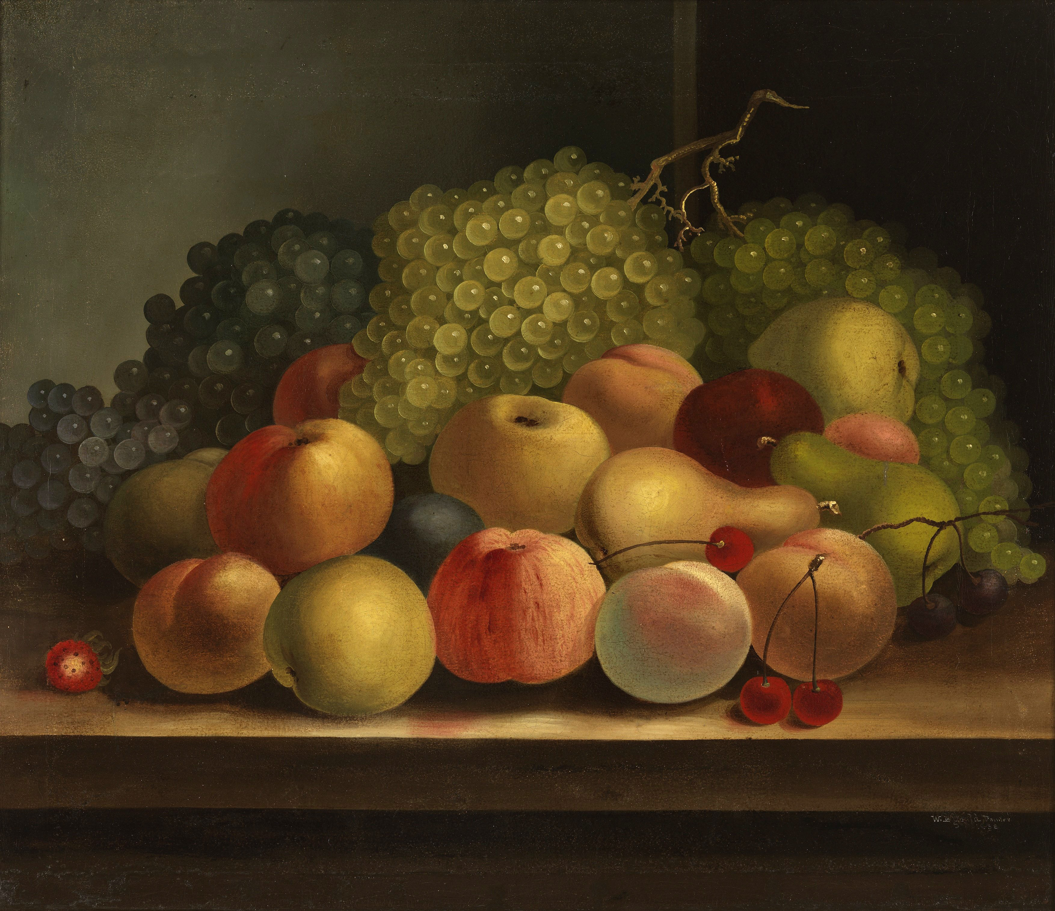file still life fruit william buelow gould 1832 edit