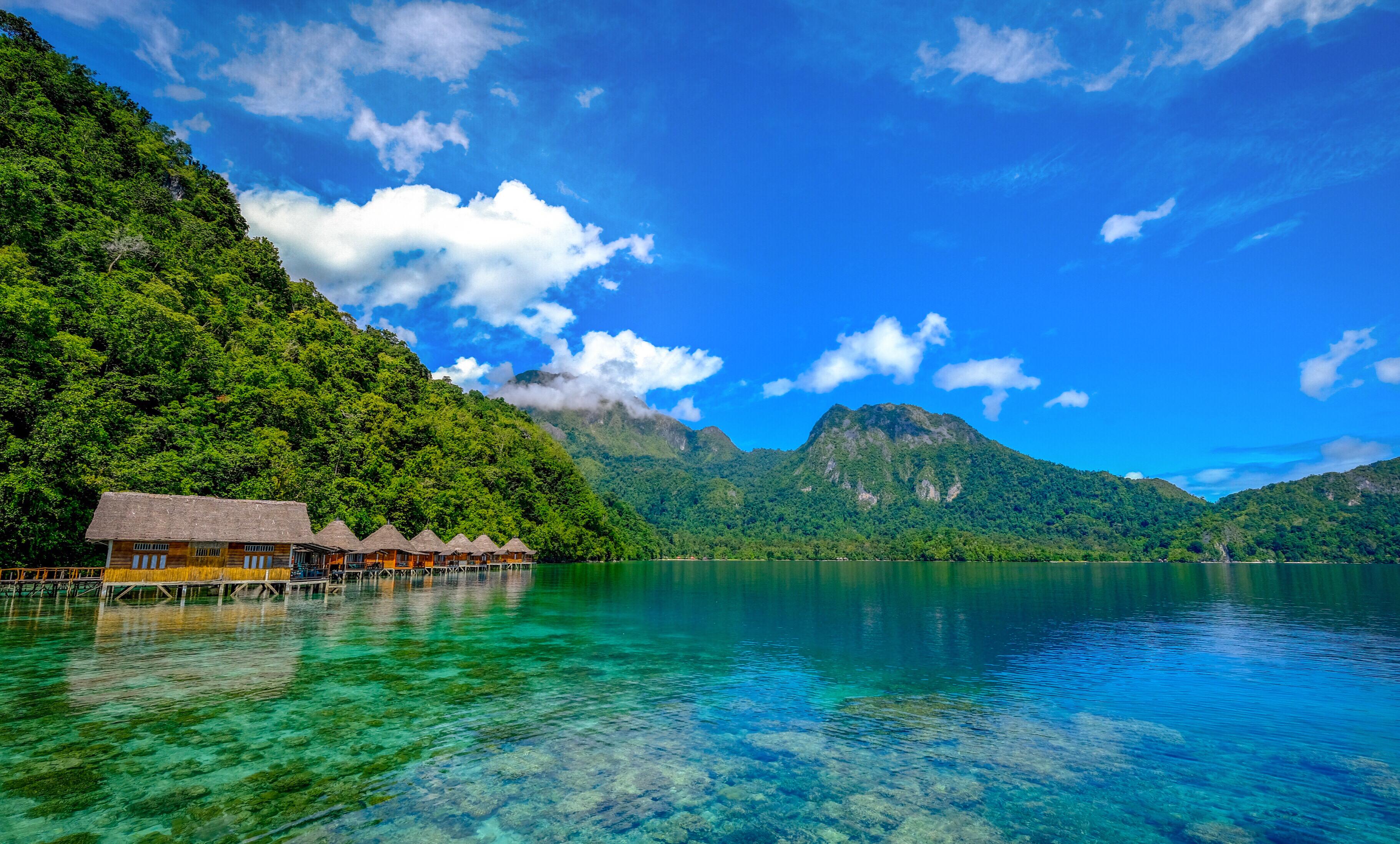 Maluku, Pantai Ora, Ora Beach, Pulau Seram, Maluku Tengah,