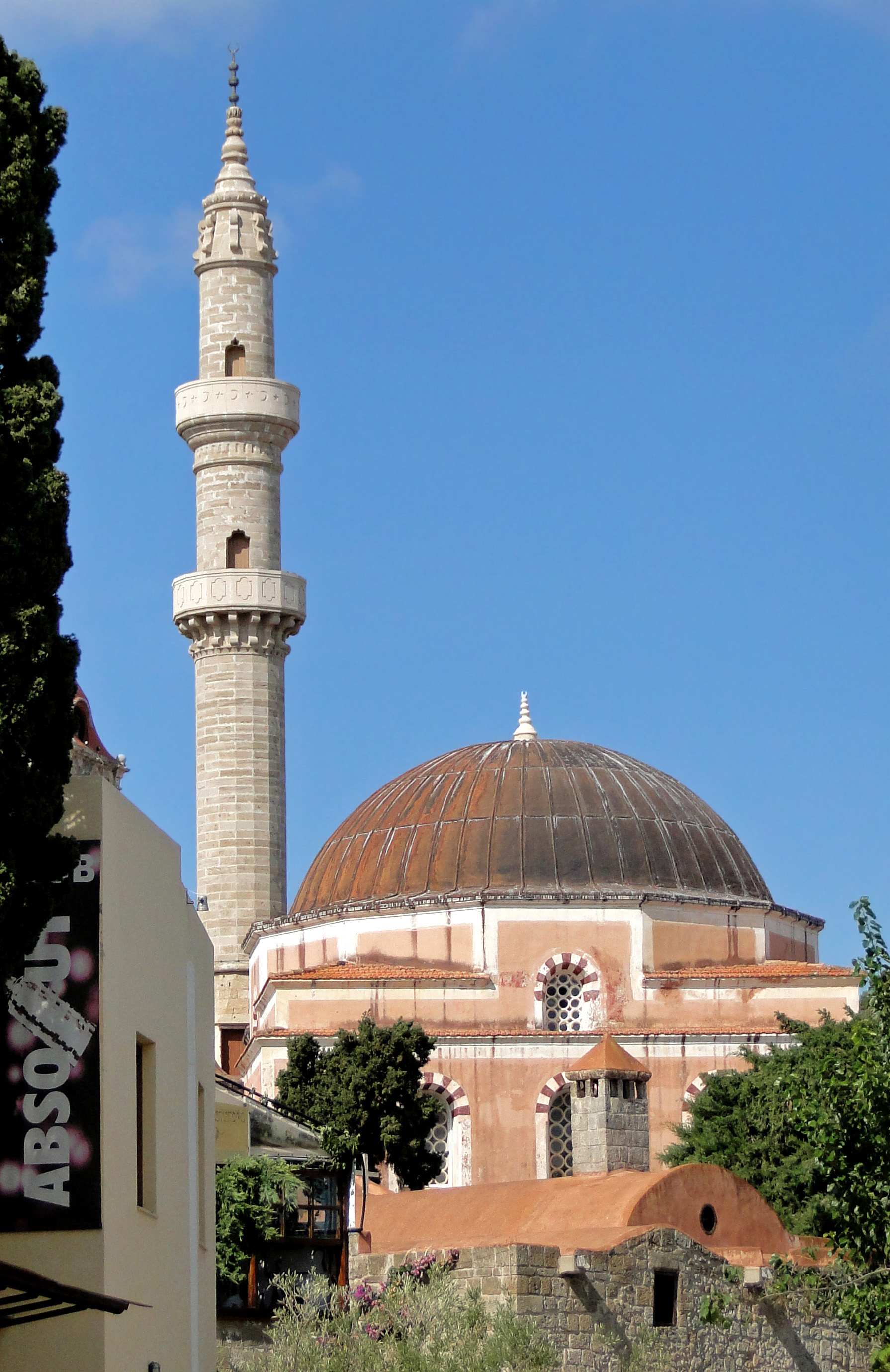 File:Suleiman Mosque (Rhodes) 01.jpg - Wikimedia Commons