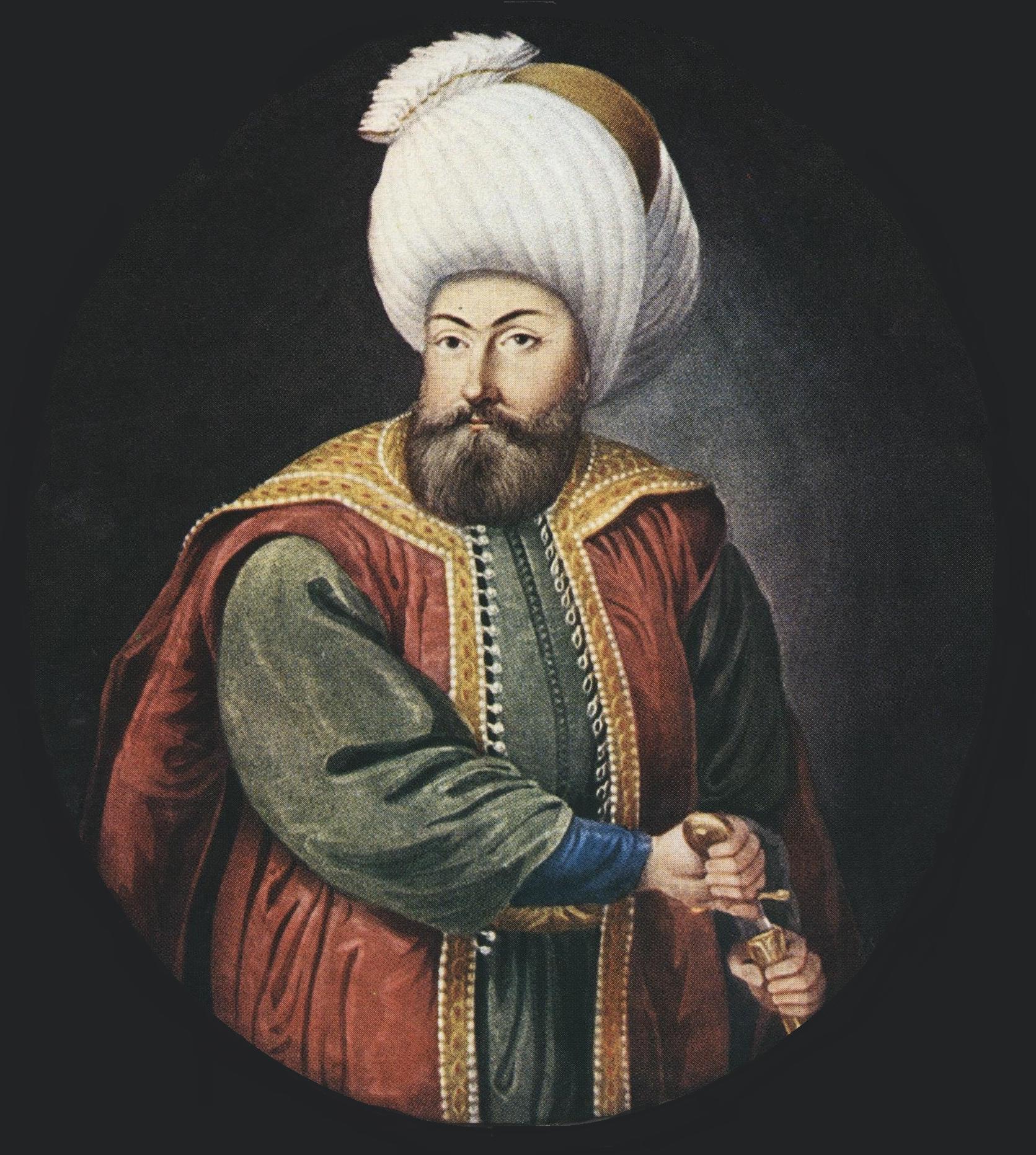 osmanniske rige områder