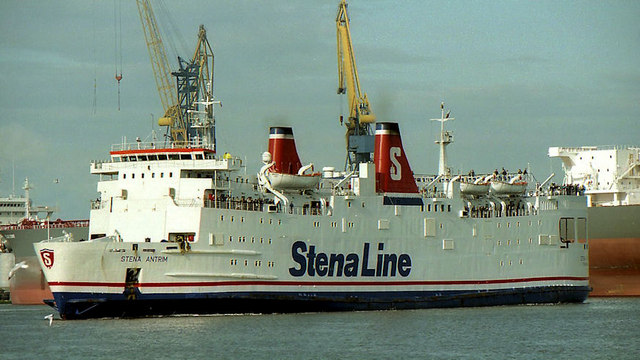 Bad news about the former Stena Antrim (updated)
