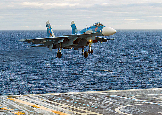 The 279th separate naval fighter regiment (Murmansk Region) (3)