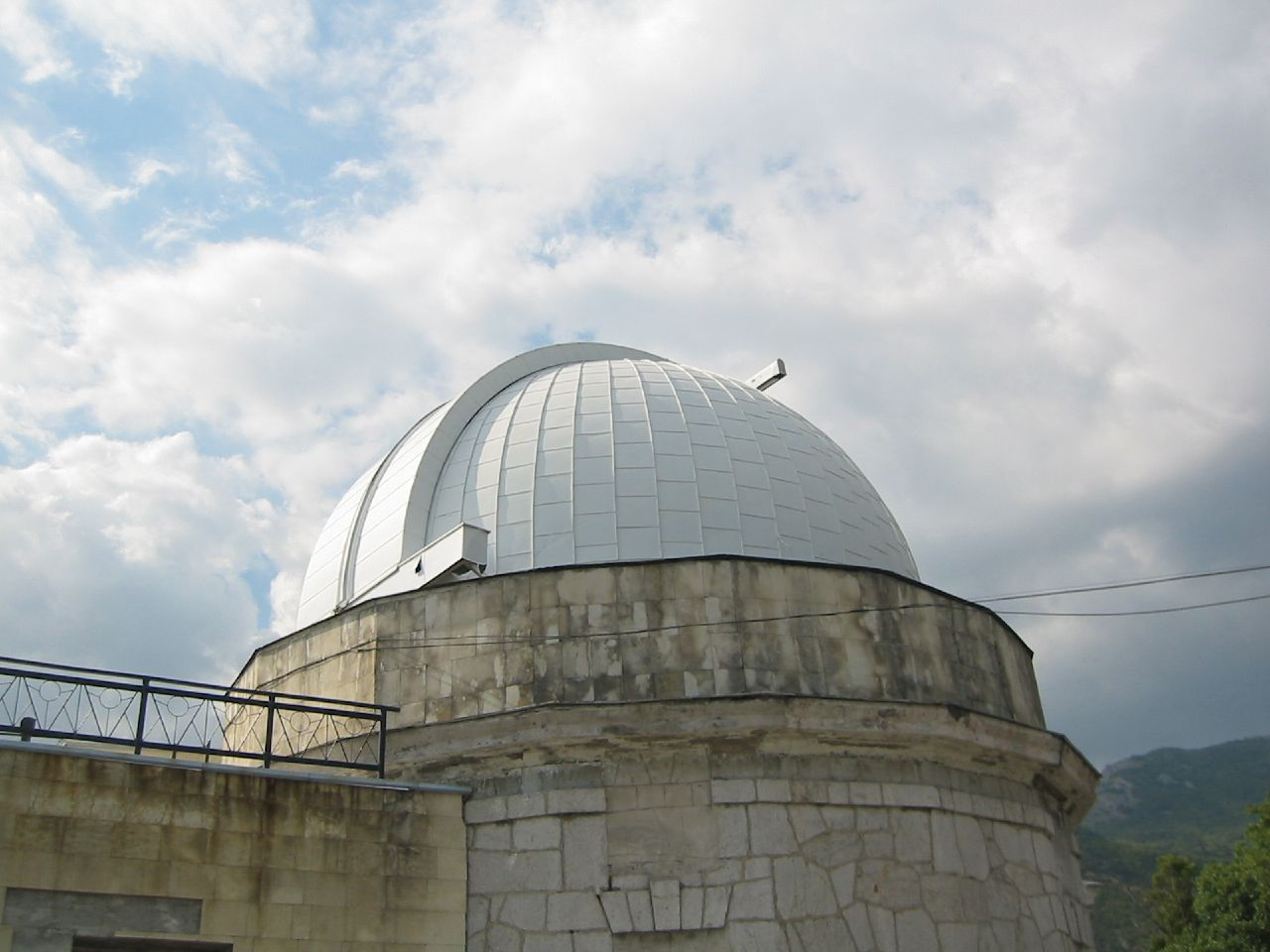 astronomy observatory with telescope - photo #24