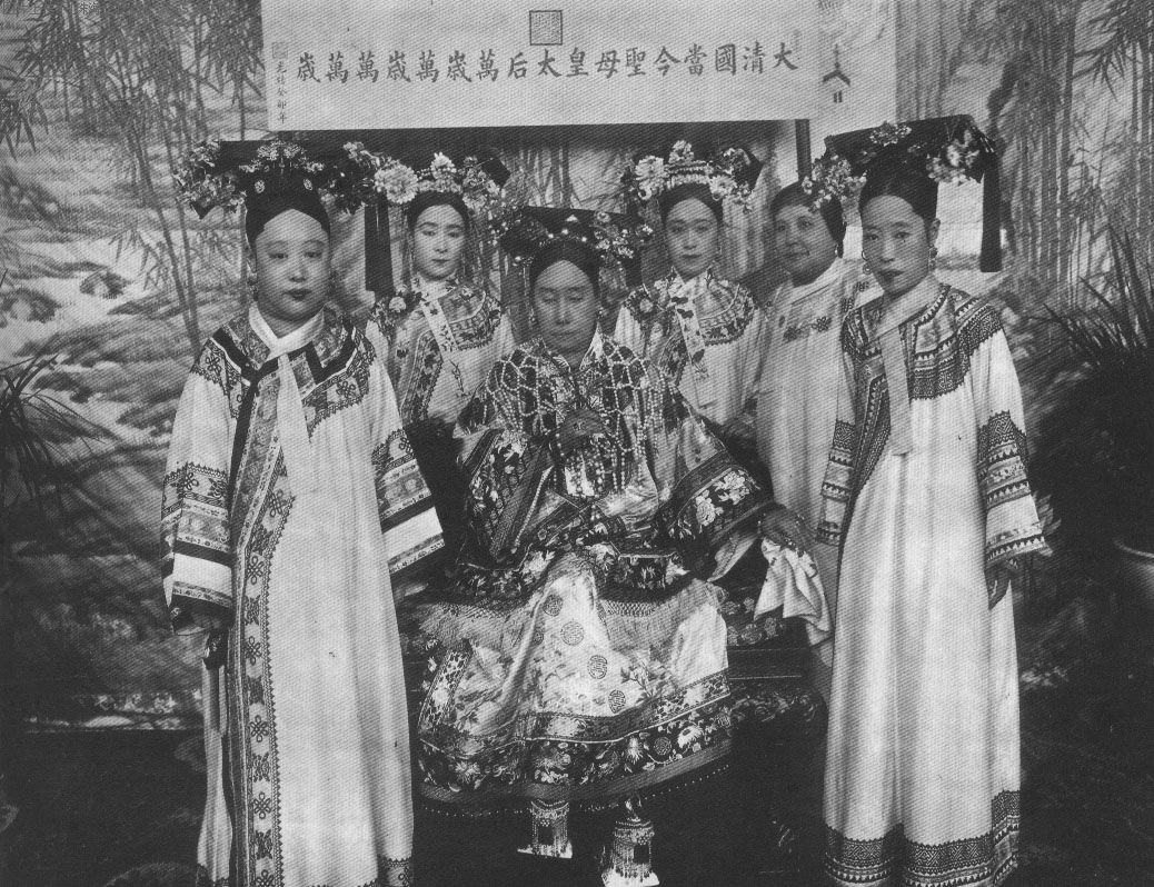 the secret life of empress in chinas dynasties Chapter 7- china study guide  accurately portrays the city life in the tang and song dynasties  chinese keep the silk and porcelain making processes secret.