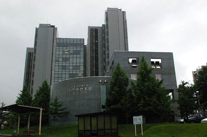 Tokohu University in Japan