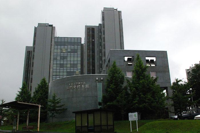 Tokohu University in Japan