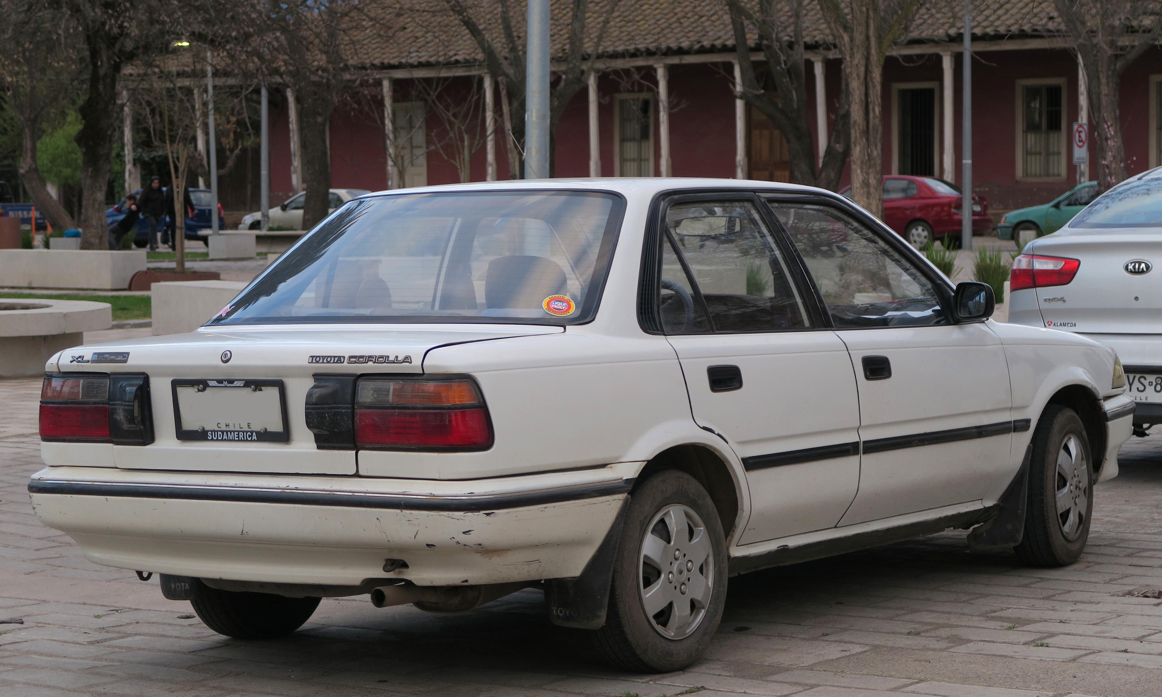 Kelebihan Toyota Corolla Xl Top Model Tahun Ini