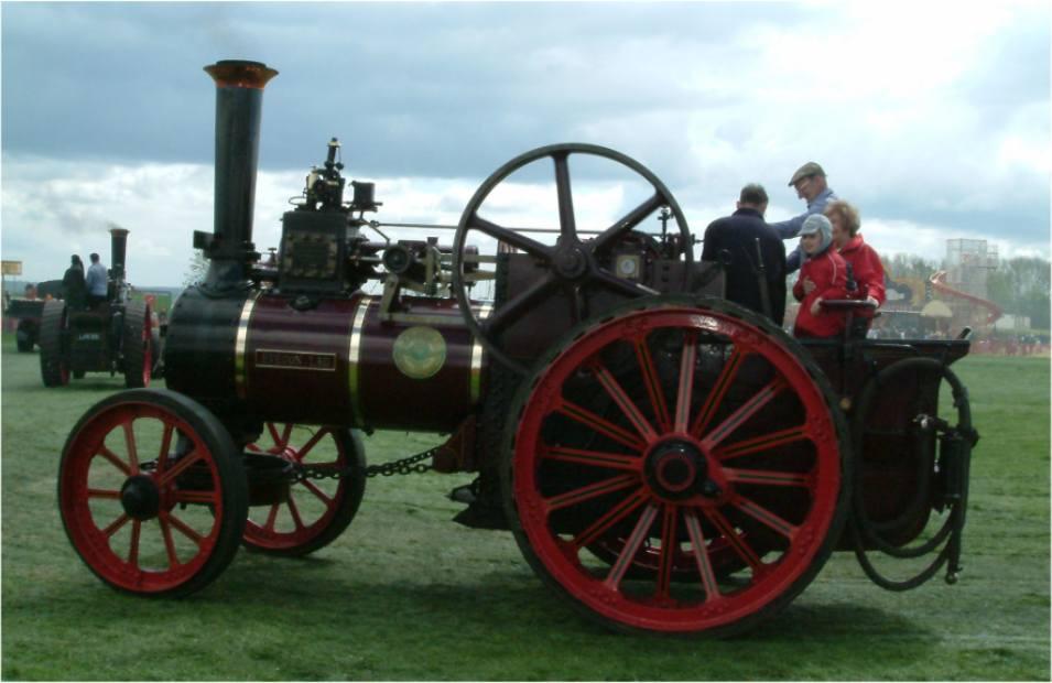 Traction engine - Wikipedia