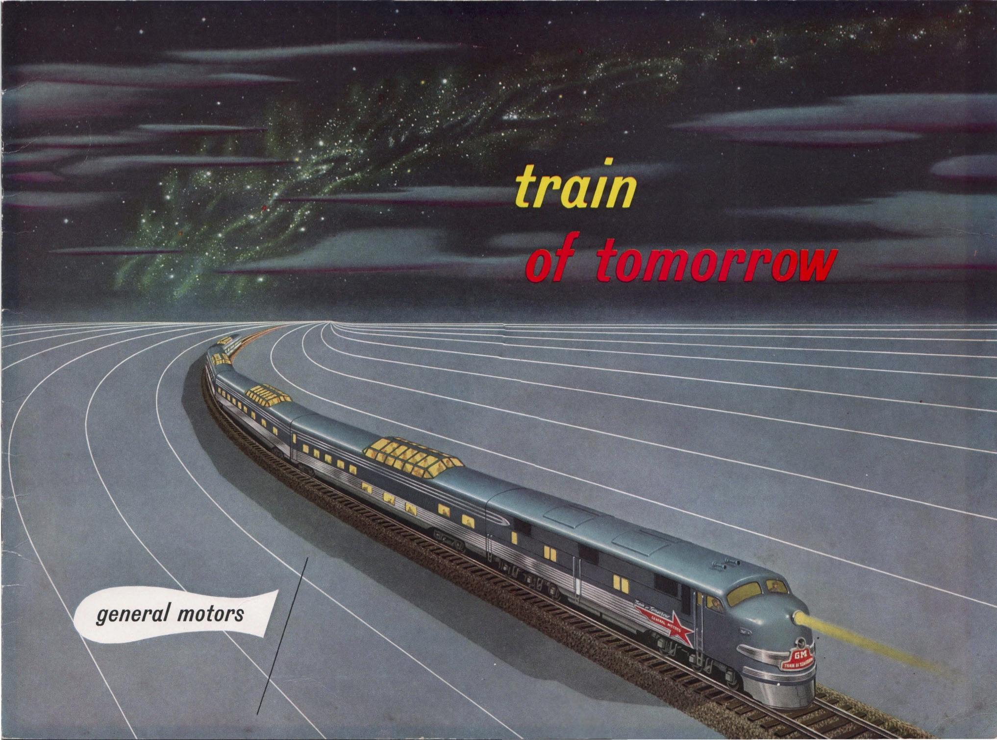 Train of Tomorrow - Wikipedia