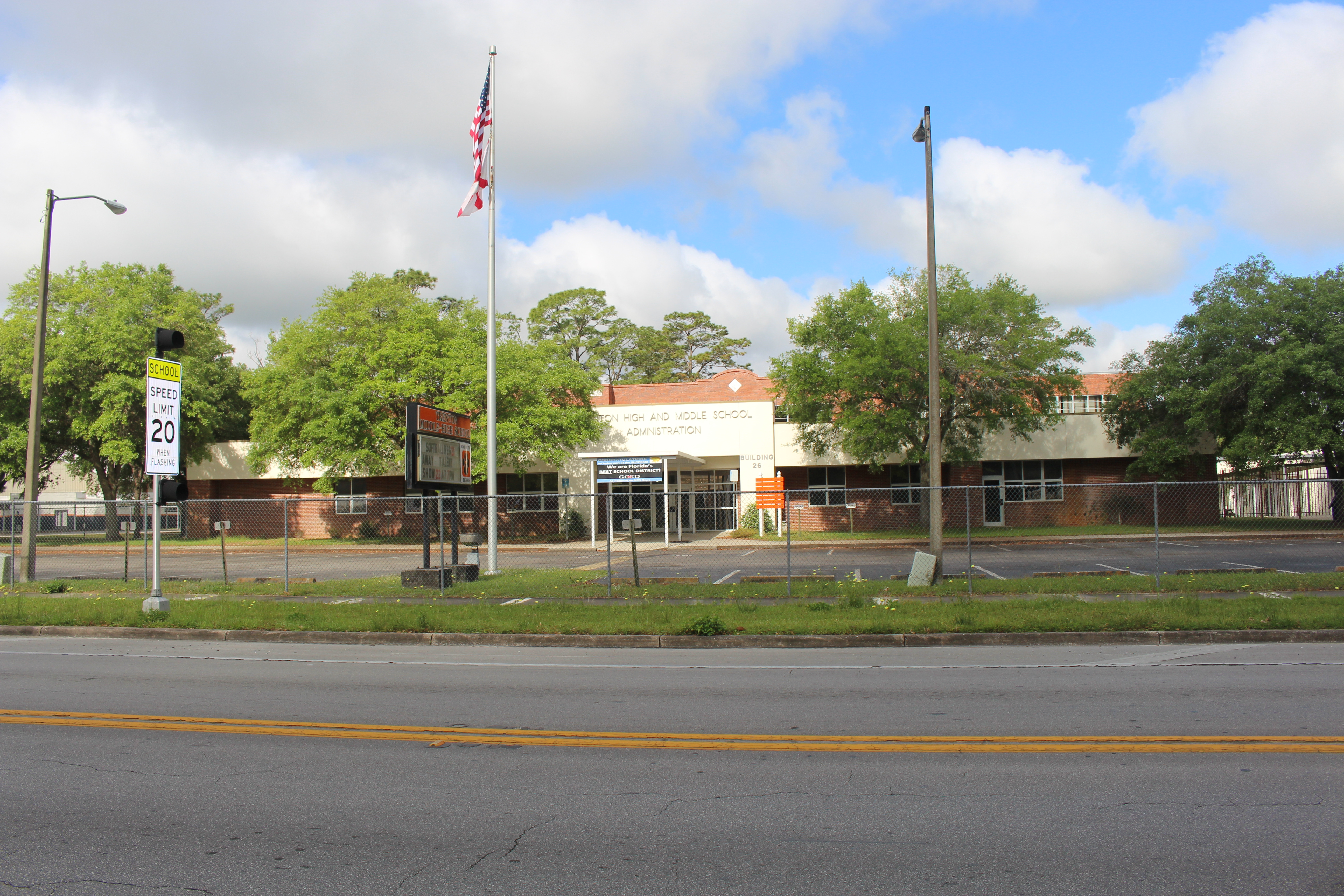 Filetrenton High And Middle Schooljpg Wikimedia Commons