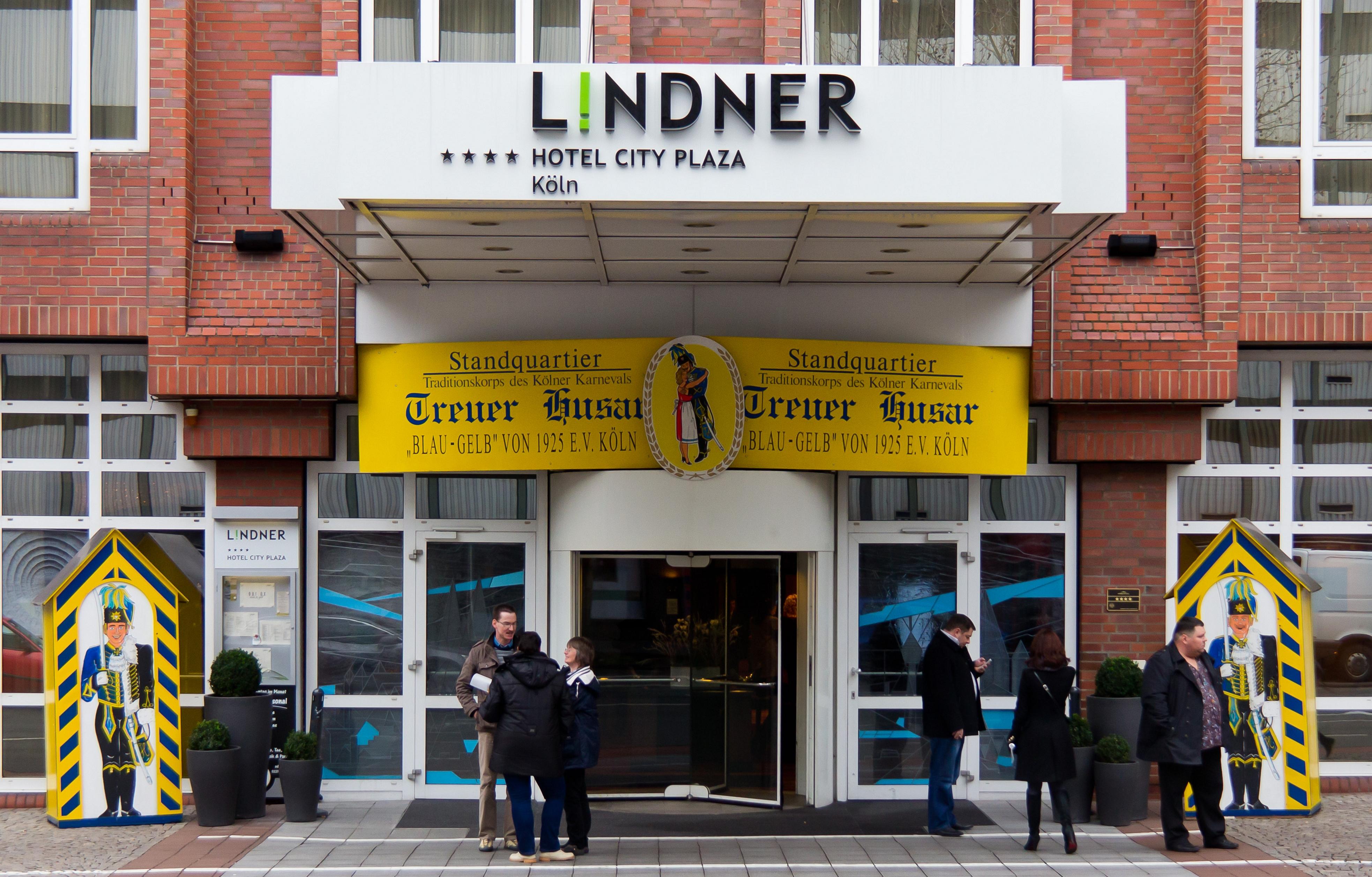 Lindner Hotel Koln Silvester